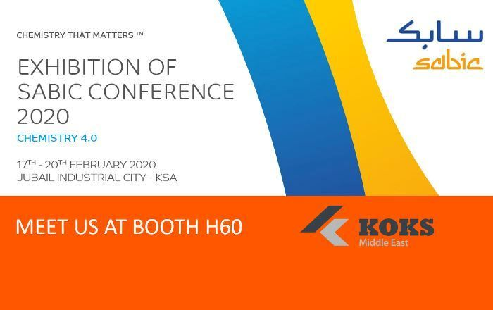 KOKS Middle East SABIC Conference  02 13 02 2019