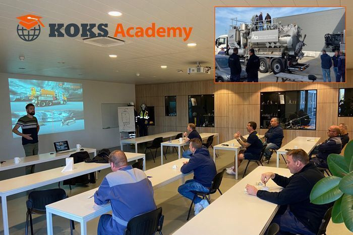 cyclovac training koks academy hci 18 09 2020