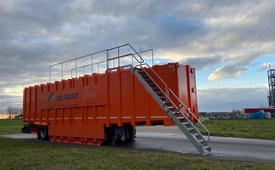 recently delivered mobile storage container koks tainer aq rent 220380 20 11 2020