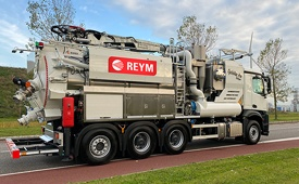 recently delivered vacuum truck koks cyclovac pro reym 220370 12 11 2020