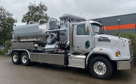 recently delivered vacuum truck koks ecovac dot koks usa 218282 30 10 2020