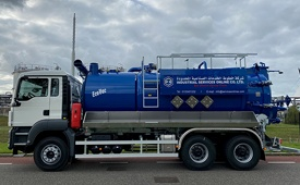 recently delivered vacuum truck koks ecovac isol 220418 nr 4 26 11 2020